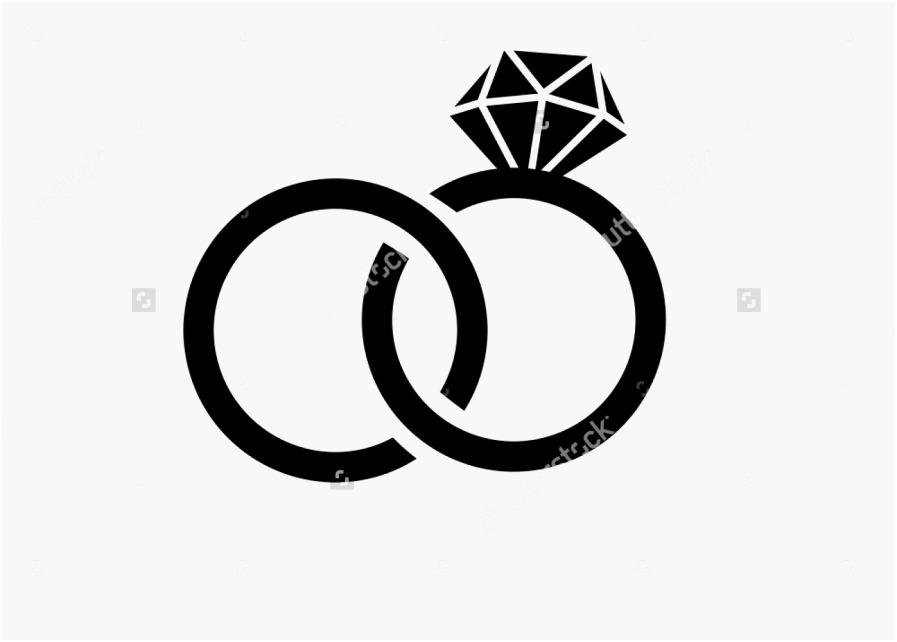 897x642 Wedding Ring Silhouette Lovely Fresh Black And White Wedding Rings