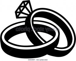 250x202 Marvelous Wedding Ring Silhouette