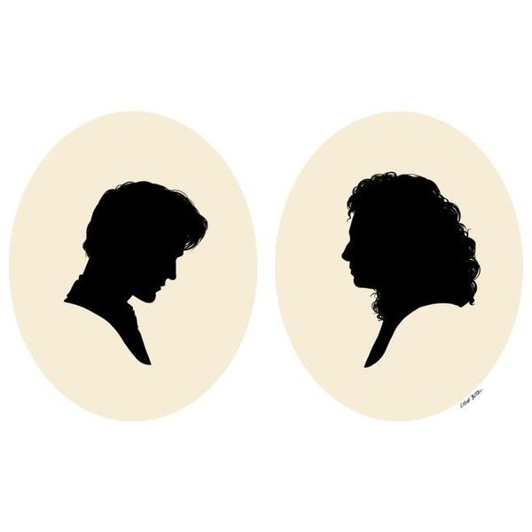 600x600 80) River Song Silhouette