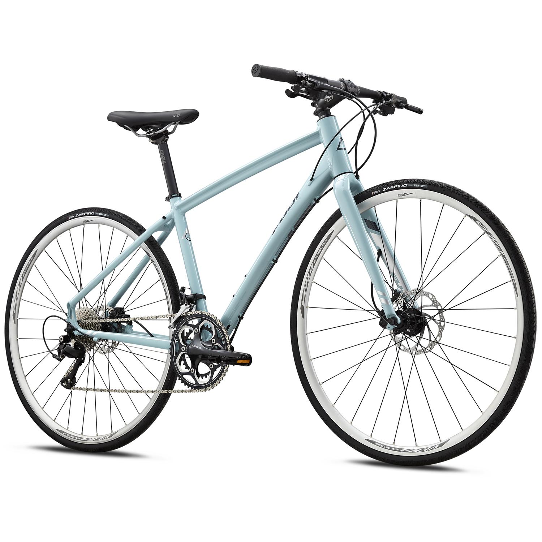 1500x1500 Fuji Silhouette 1.1 Disc Flat Bar Women's Road Bike
