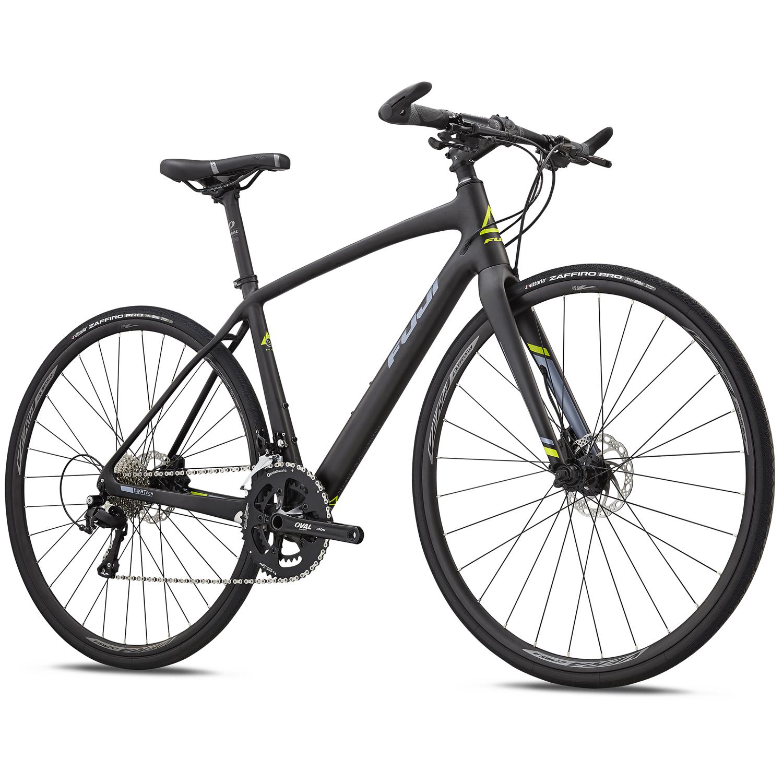 1500x1500 Fuji Silhouette Women's Flat Bar Carbon Road Bike