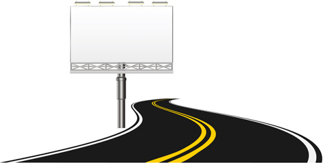471x238 Different Winding Road Design Vector Free Vector In Encapsulated