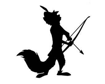 340x270 Robin Hood Disney Shirt Oo De Lally Green Crew