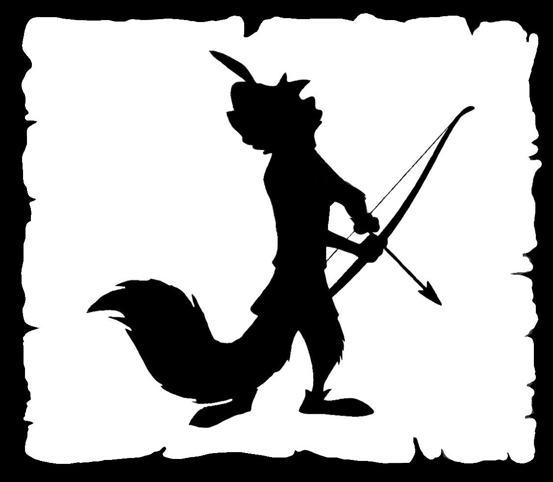 1128x984 Robin Hood Thinking Of Making A Silhouette Disney Christmas