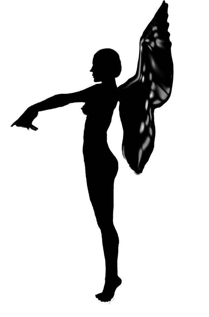 676x1024 Fairy Silhouette 03 Robin Hutton