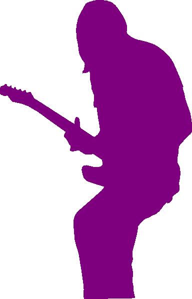 384x598 Rock Band Purple Clip Art