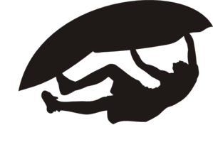 299x207 Climber Silhouette Clip Art