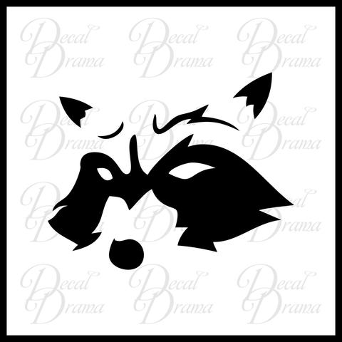 Rocket Raccoon Silhouette at GetDrawings com | Free for
