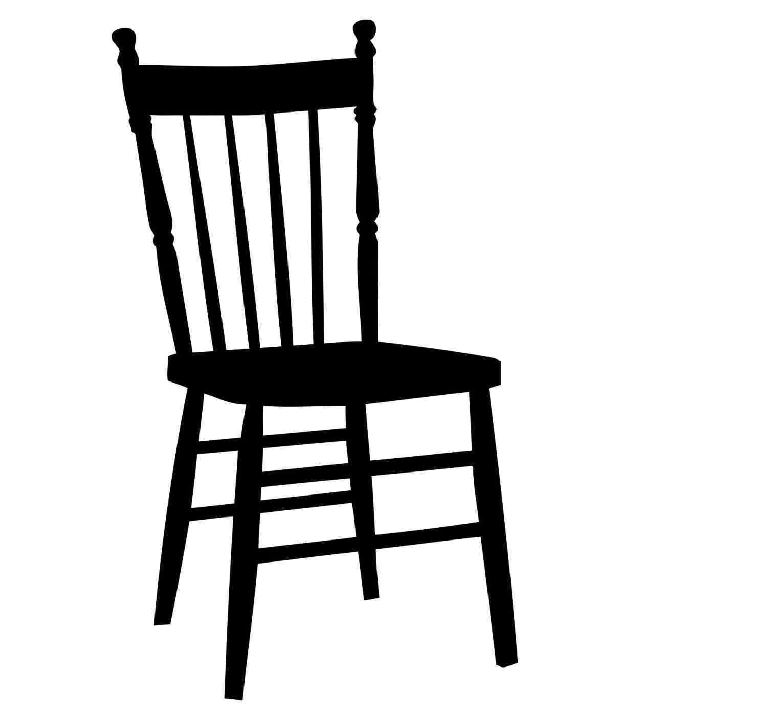 1517x1408 Rocking Chair Silhouette