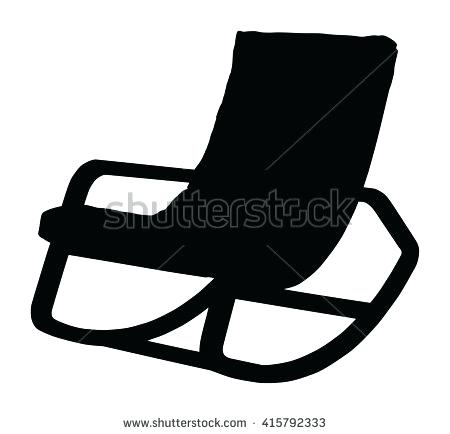 450x434 Rocking Chair Silhouette Rocking Chairs By Rocking Chair