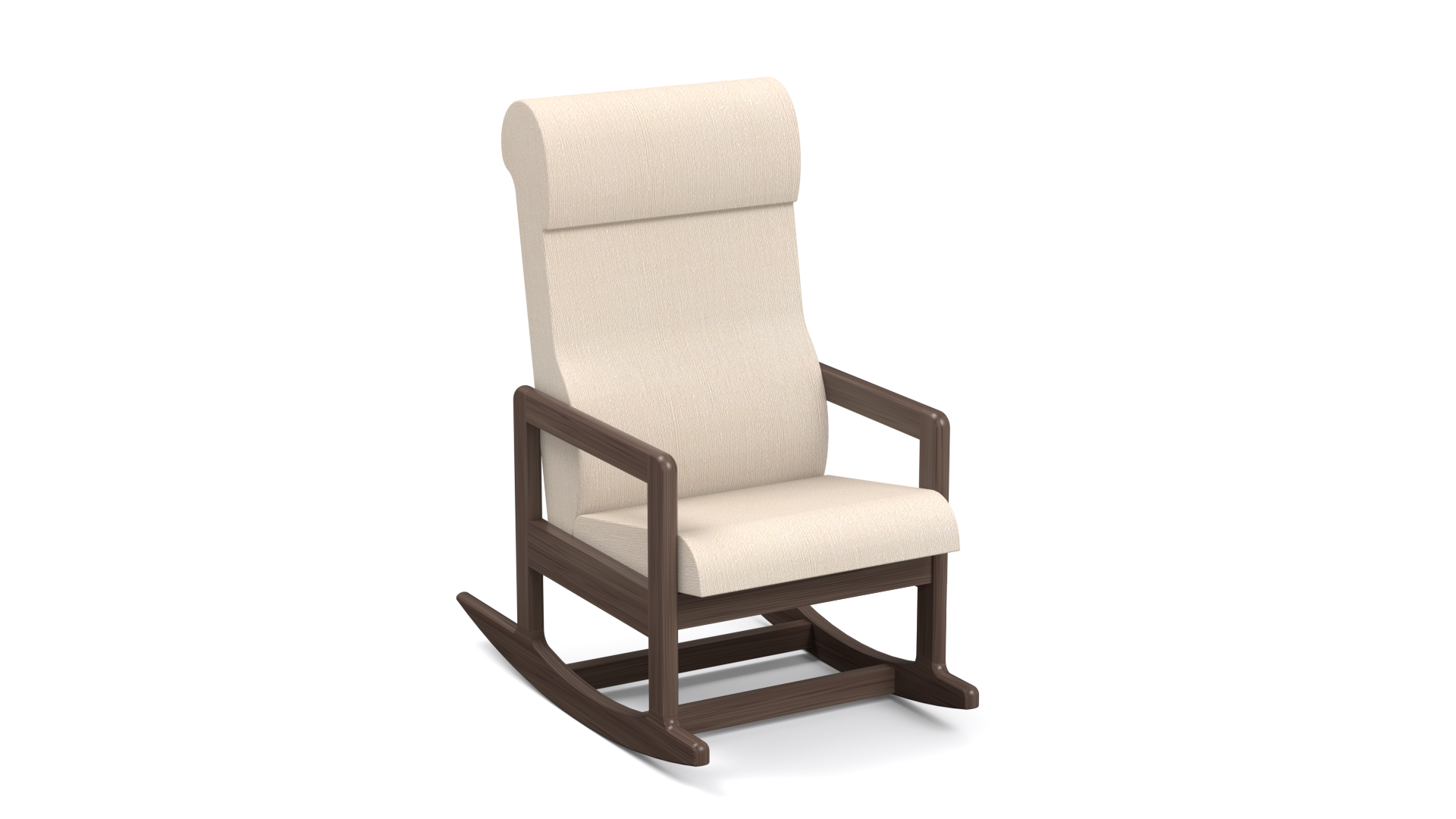 1920x1080 Silhouette Rocker Lounge Chair L924101 Blockhouse Contract Furniture