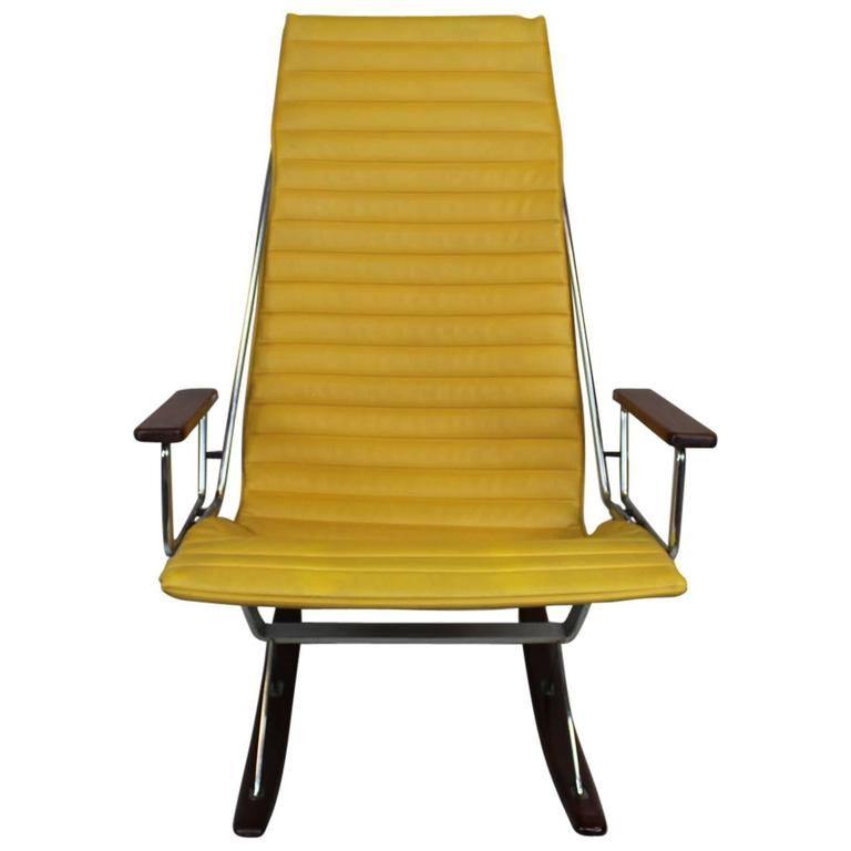 768x768 Gerald Mccabe Silhouette Group Rocking Chair Brown Saltman