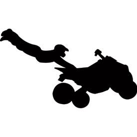 275x275 Attack Graphics Rider Decals Quad Superman Dirt Bike Rocky