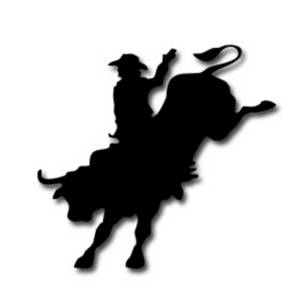 rodeo silhouette clip art at getdrawings com free for personal use rh getdrawings com free rodeo clipart images rodeo clipart images