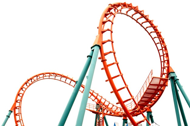 626x417 Rollercoaster Vectors, Photos And Psd Files Free Download
