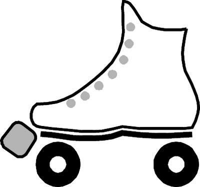 roller skate silhouette clip art at getdrawings com free for rh getdrawings com roller skates clipart roller skates clipart