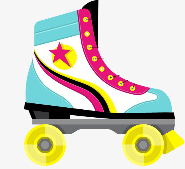roller skates silhouette at getdrawings com free for personal use rh getdrawings com roller skate clipart free roller skate clip art websites