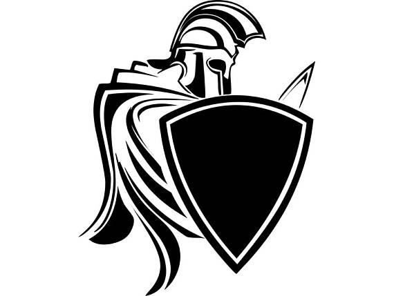 570x429 Spartan Warrior 3 Greek Roman Soldier Spear Armor War Helmet