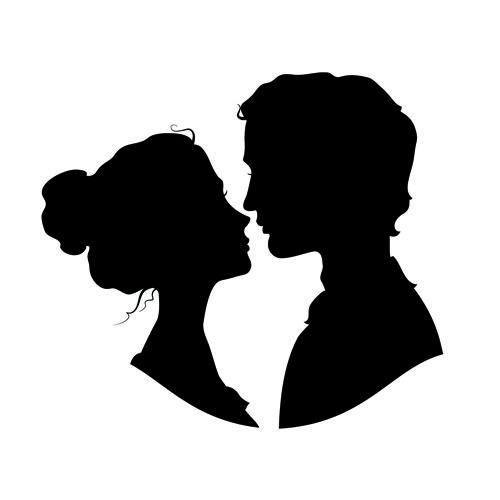 Romance Silhouette