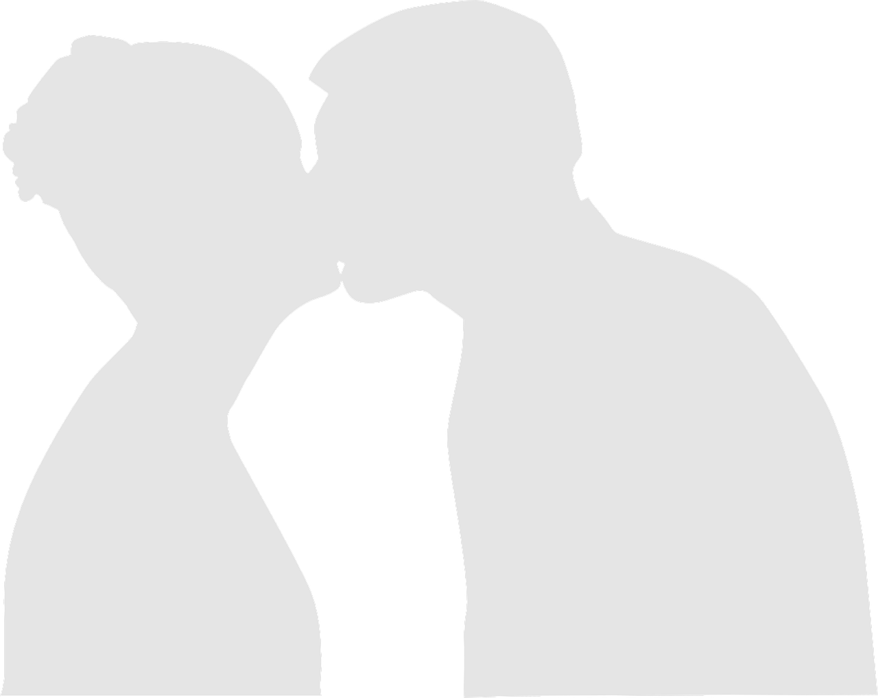1280x1017 Romantic Man And Woman Kissing Underwarer Clipart Collection