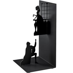 240x240 Romeo And Juliet Bookend