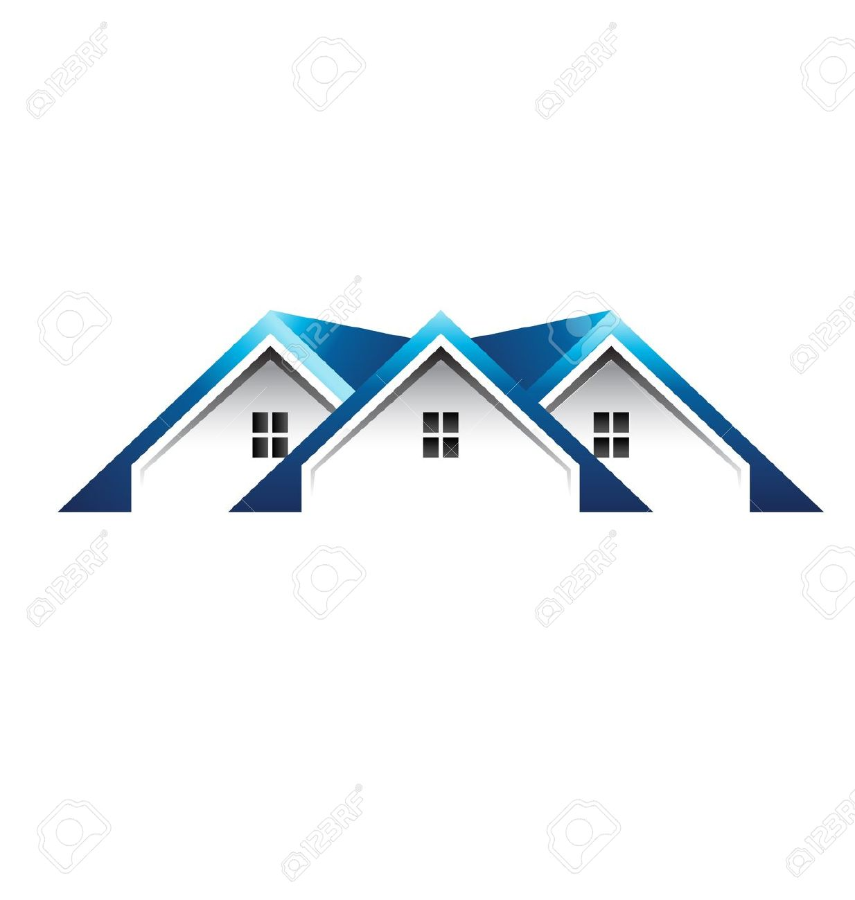 1234x1300 Rooftop Clipart Outline
