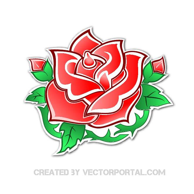 660x660 Roses Vectors Download Free Vector Art Amp Graphics