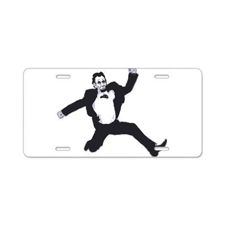460x460 Hipster Aluminum License Plates