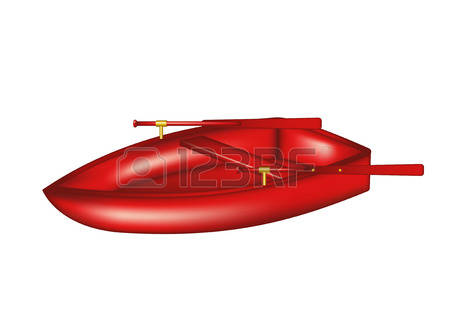 450x335 Row Boat Clipart Red Boat