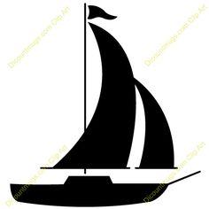 236x236 Sailboat Clip Art Colorable Sailboat Line Art Classroom