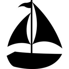 236x236 Sailing Boat Cut Out Template Scrapbooking Ideas