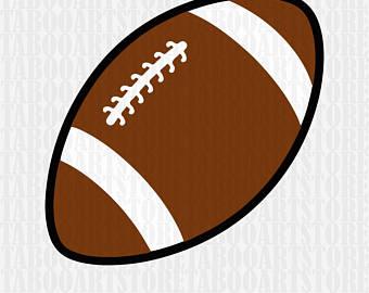 340x270 Football Svg Rugby Ball Svg Football Clipart Football