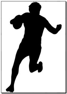236x330 Poster Of Sport Silhouette