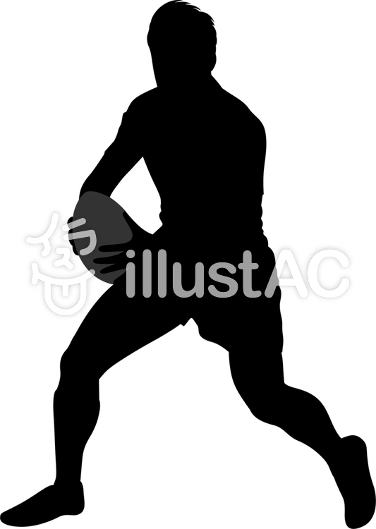533x750 Free Cliparts Silhouette, Rugby, Rugby