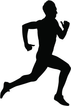 runner silhouette clip art at getdrawings com free for personal rh getdrawings com Animated Runner Clip Art Male Runner Clip Art