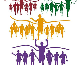 340x270 Runners Silhouette Etsy