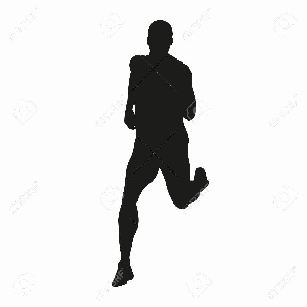 1300x1300 Vector Runner Luxury Runner Silhouette Vector Free Download Runner