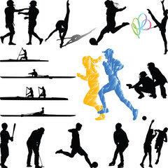 240x240 Runner Silhouette Photos, Royalty Free Images, Graphics, Vectors