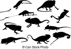 280x194 Black Panther Silhouette Vector Illustration Eps Vectors