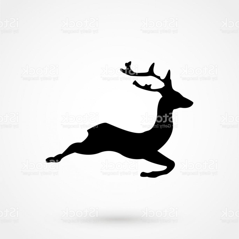 1228x1228 Jumping Deer Vector Lazttweet