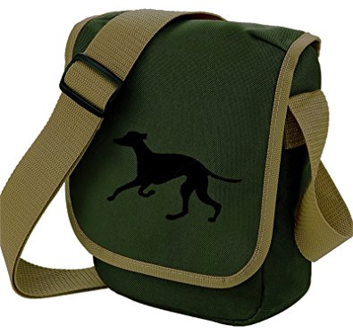 395x374 Greyhound Bag Reporter Bag Shoulder Bag For Dog Walkers, Trotting
