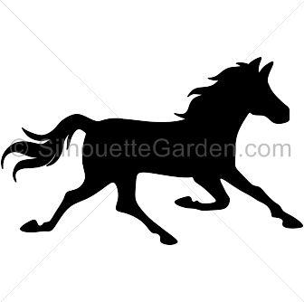 336x334 38 Best Cricut Horses Images On Horse Silhouette