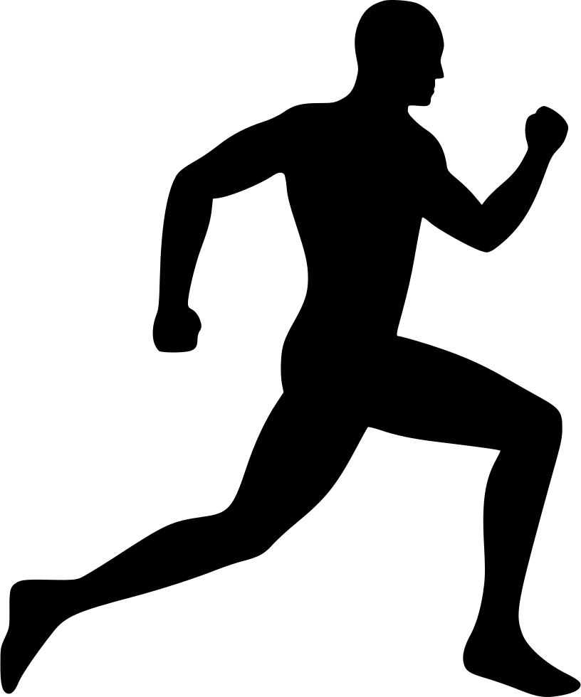 816x980 Running Man Svg Png Icon Free Download ( 531817)