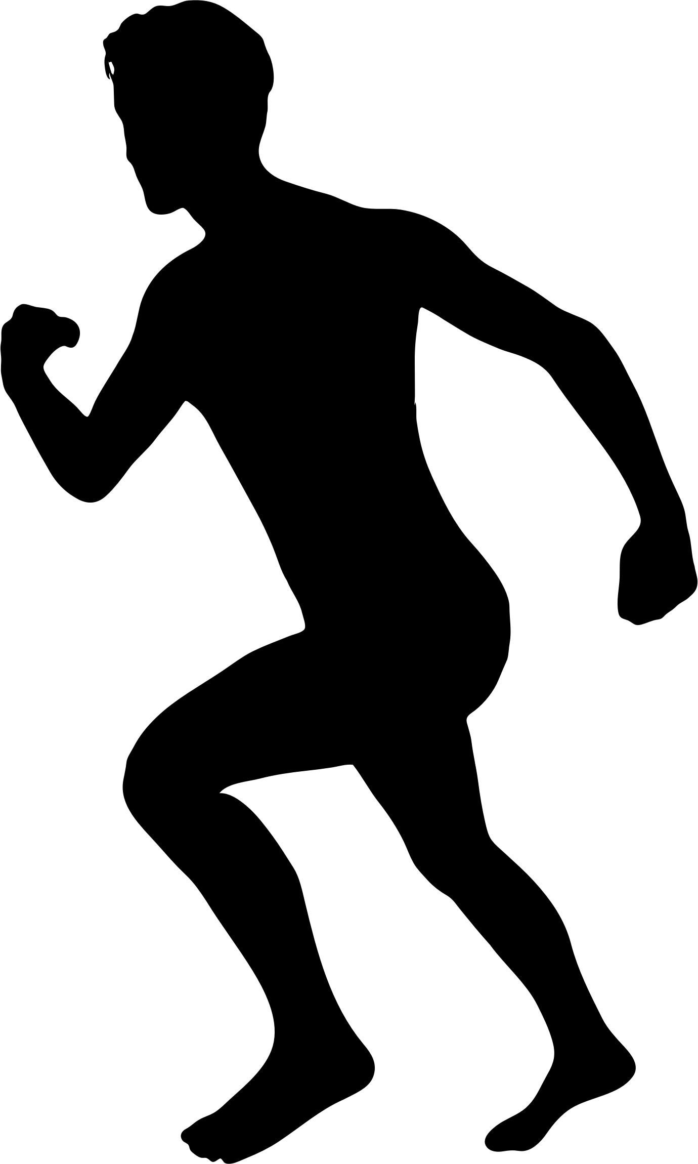 1380x2300 The Running Man Icons Png