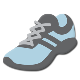 270x270 Free Svg File Sure Cuts A Lot 08.04.10 Running Shoe Svg