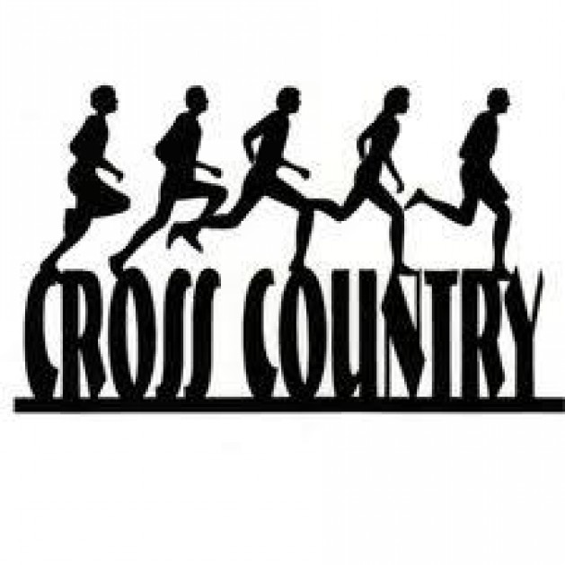 629x629 Cross Country Clip Art