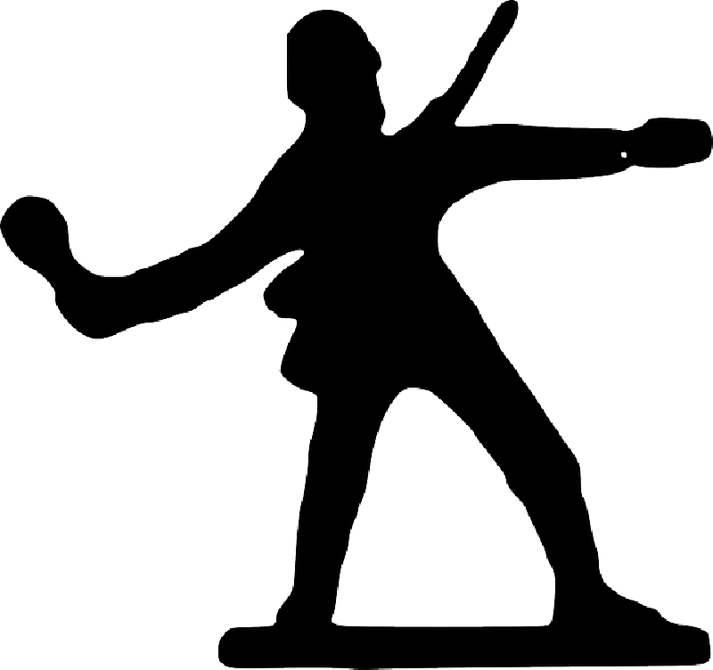 800x752 Silhouette, Grenade, Stand, Toy, Bomb, Soldier, Throw