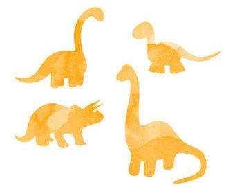 340x270 Safari Animals Brown Watercolor Clip Art Png Svg Dxf File File