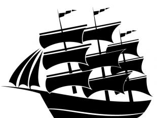 310x233 Sailboat Silhouettes Vector Pack.ai Free Vectors Ui Download