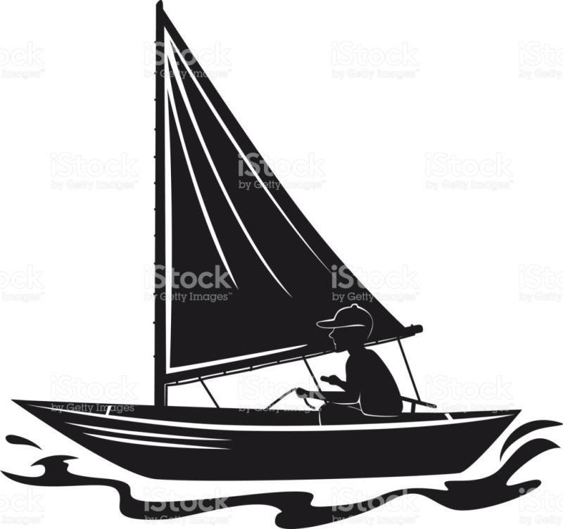 800x752 Sailboat Silhouette Clip Art